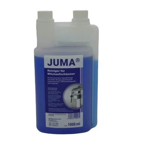 El limpiador de espuma de leche Juma es un limpiador especial muy concentrado con un fuerte efecto de limpieza para máquinas de café, máquinas de espuma de leche, dispensador de nata. El limpiador de espuma de leche Juma es adecuado para muchas marca...