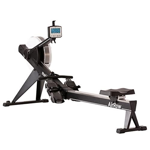 MAXXUS AirRow Rower Rudergerät im Vergleich zum Concept2