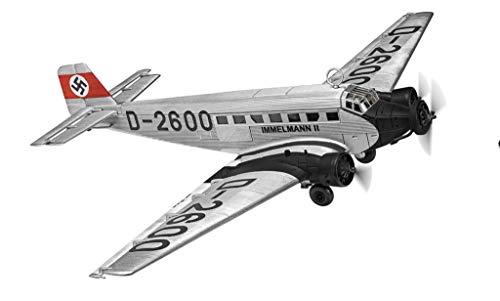 Corgi Diecast Junkers Ju52 Immelmann II Hilter's Personal Transport Aircraft 1:72 Military Aircraft Display Model AA36909