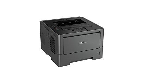 Brother HL-5450DN Monochrome Laserdrucker (Duplex, 1200 x 1200 dpi, LAN) schwarz
