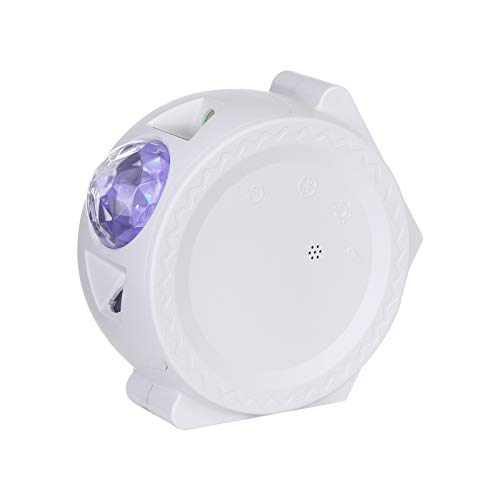 Moent Lámpara LED ligera de cielo nocturno con cable USB, nebulosa de la galaxia, estrella de la galaxia, decoración romántica