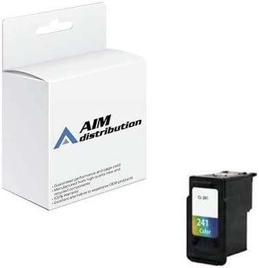 AIM Compatible Replacement for Canon CL-241 Color Inkjet (180 Page Yield) - Generic