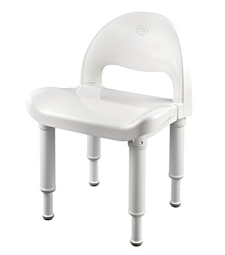 Moen DN7064 Home Care Shower Chair, Glacier