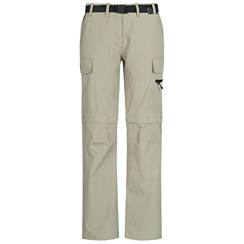 DEPROC-Active Pantalon de Ski Femme Sherb Rook
