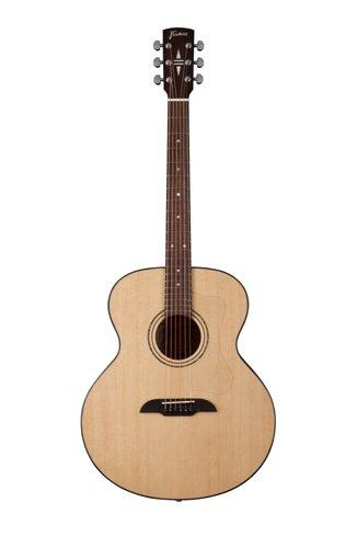 Framus en FJ 14 SV VNT Legado de la vendimia de la guitarra ...