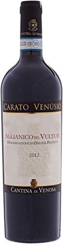 Aglianico del Vulture DOC Carato Venusio - Cantina di Venosa, Cl 75