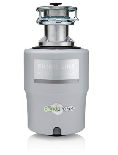 Frigidaire HP Disposer Batch Feed with direct wire FPDI758DMS, Silver