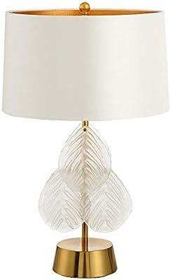 JFHGNJ lámpara de mesa Lámpara de mesa de cristal Led Cristal ...