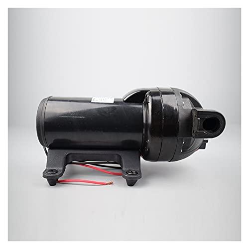 CHENGSYSTE Pequeña Bomba de vacío KDP-10200 eléctrico Potente Potente operado por cámara de 5 cámaras Diafragma de cámara 12V Alta presión 200 PSI High Flow 10L / Min 3M Suck by (Voltage : 110V AC)