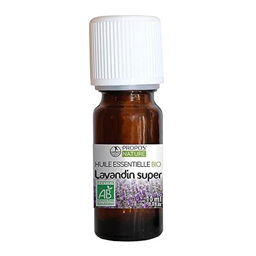 PROPOS'NATURE Huile essentielle Lavandin Super Bio 10ml