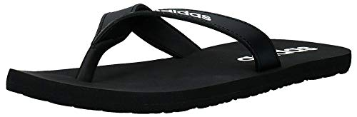adidas Eezay Flip Flop, Chanclas Hombre, Negro, 42 EU