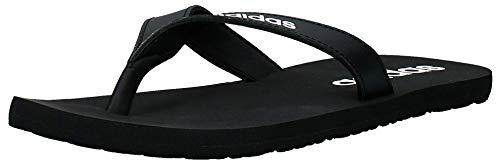 adidas Herren Eezay Flip Flop Gymnastikschuh, Core Schwarz/Ftwr Weiß/Core Schwarz, 48 1/2 EU