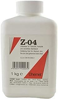 1000 G Amasan de soldadura felixflaggen ZWN para soldadura blanda de titanio zinc & galvanizado de