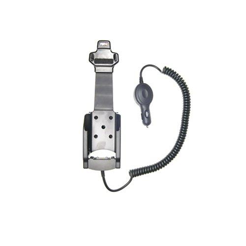Brodit autohouder met aansluiting voor sigarettenaansteker voor symbool MC3090R (draai- en kantelbaar)