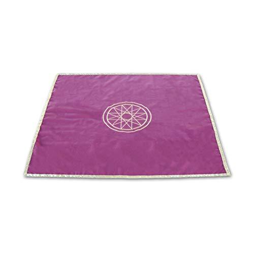 Tarot Cloth Mercury Purple Tp04
