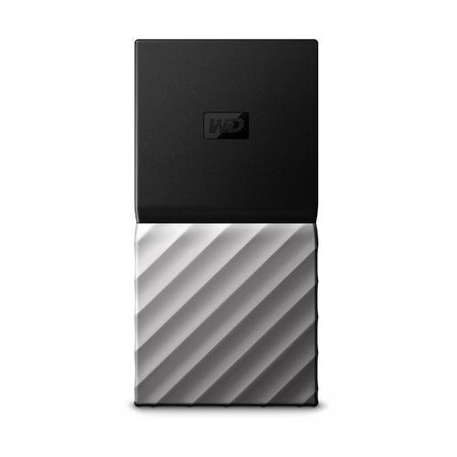 WD 外付 ポータブル SSD 1TB USB3.1 GEN 2暗号化 パスワード保護 My Passport SSD WDBKVX001DPSL-WESN