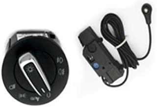 TX Racing light Sensor & Auto Euro Head light Switch Retrofit Kit For VW Golf MK6