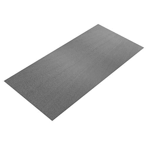 CUEA Teak Decking Sheet, Deck Pad Griffmatte, Eva 90X240 cm Selbstklebende Feuchtigkeitsbeständigkeit für Yachtboot