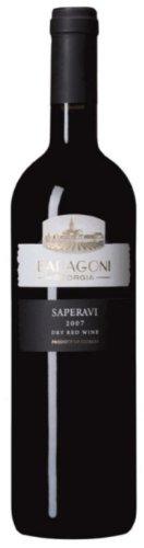 Saperavi trockener Rotwein Badagoni