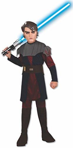 Rubie's offizielles Disney Star Wars Anakin-Skywalker-Kostüm für Kinder- Größe M