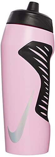 Nike Hyperfuel - Botella de agua (709 ml), color rosa