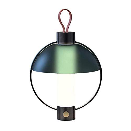 Lámparas de Mesa Lámpara de Mesa de Sala de Estar Creativa postmoderna Lámpara de Mesa portátil de Escritorio de Estudio de Dormitorio de cabecera Simple 43 * 69 CM