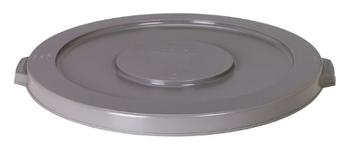 CMC 3201GY Grey Round Lid, 22-1/4