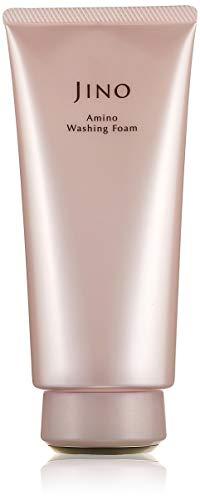 JINO(ジーノ) アミノウォッシングフォーム 120g 洗顔料 -保湿・アミノ酸系洗浄・敏感肌・毛穴ケア・エイジングケア-