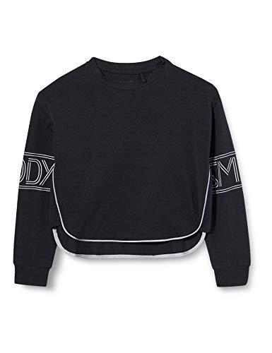 Teddy Smith 51006540D T-Shirt, Dark Navy, 14 ans Fille