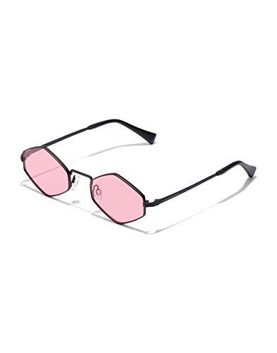 HAWKERS VUDOO Sunglasses, rojo, One Size Unisex Adulto