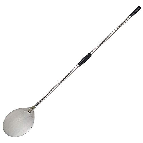 SHANGPEIXUAN 9'' Turning Pizza Peel,Stainl