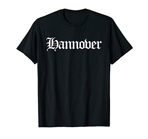 Cooles Hannover TShirt - Hannover Liebe - Geschenkidee