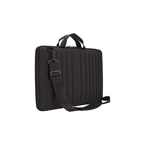 CASE LOGIC Semi-Rigid Case for Laptop from 11 Inches to 13.3 Inches L41.5 x H29 x P4 cm Black