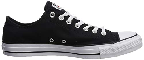 Converse Men's Chuck Taylor All Star Wordmark 2.0 Sneaker, Black/Enamel Red/White, 10 M US