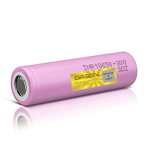 Original 30Q 18650 Batterie 3000Mah Hight Power Entladung Li-Ion Akkus 30A Größere Strom INR18650,4pcs