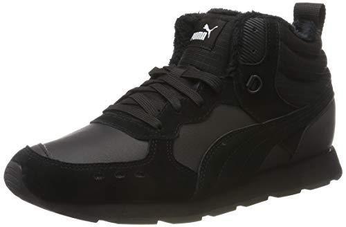 Puma Herren Vista Mid WTR Hohe Sneaker, Black White, 41 EU