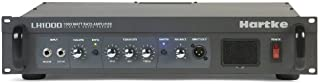 Hartke LH1000 Bass Guitar Amplifier Head