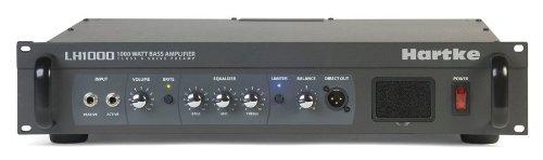 Hartke 『LH1000』 ベースアンプ・ヘッド 1000W/4Ω 「国内正規品」