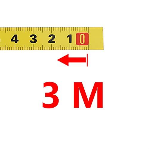 Cinta métrica amigable y fácil de usar 1-5M METRICE MITRE SERVICIA Cinta métrica de la cinta métrica 0.5 '' Autoadhesivo T-track Sce Steel Ruler Table Tabla Herramientas de medición de la madera