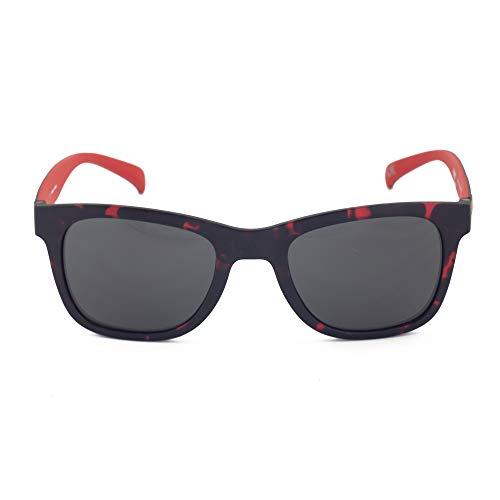 adidas AOR004-142-009 Gafas de Sol, Rojo, 52 Unisex