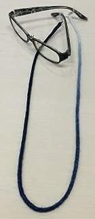 藍染メガネチェーン(麻)