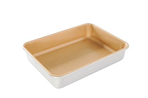nordic ware layer cake pan - 8