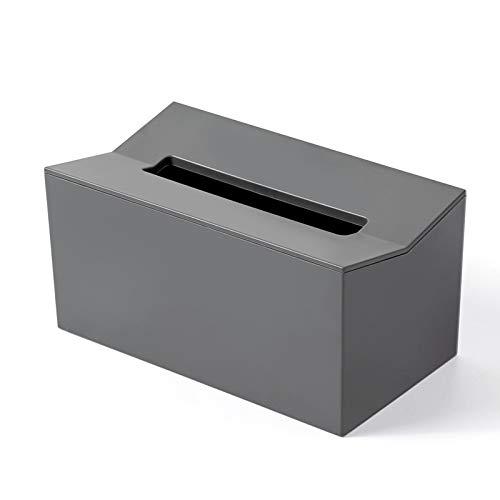 miaoyu Caja de pañuelos de cocina para servilletas de papel, dispensador de pañuelos, contenedor montado en la pared para toallitas (color : Multi)