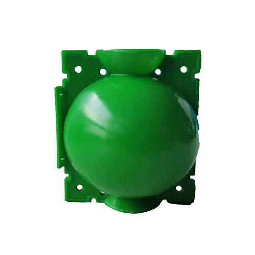 Hapeisy 6 x Pflanzenwurzel-Gerät, wiederverwendbare Hochdruck-Anzuchtkugel, Pflanzenwurzel-Box für Innen- und Außenbereich, Asexuelle Reproduktion (8 cm)