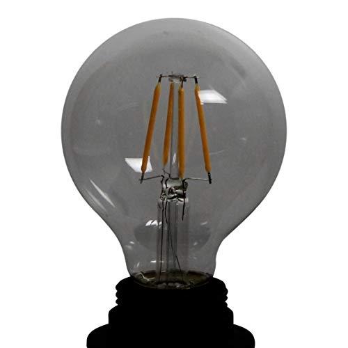 Housevitamin LED lamp bol 12cm - E27 gloeilamp