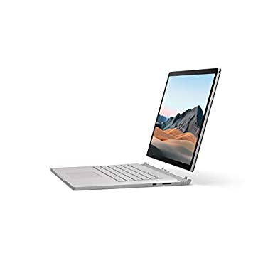 Microsoft Surface Book 3 15 Touch-Screen 10th Gen Intel Core i7 32GB Memory 512GB SSD, Platinum