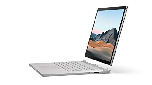 Microsoft Surface Book 3 - 15' Touch-Screen - 10th Gen Intel Core i7 - 32GB Memory - 512GB SSD (Latest Model) - Platinum, Model Number: SMN-00001
