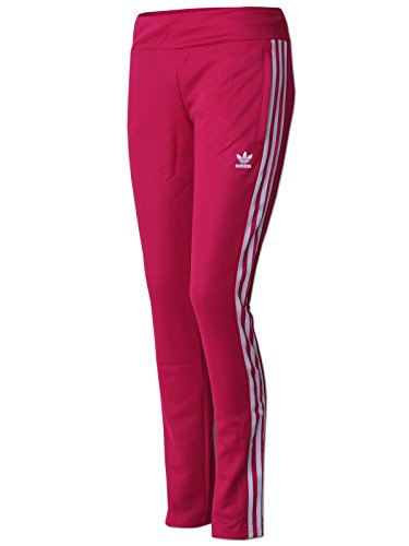 ADIDAS Europa Track Pant W / Sporthose Freizeit Fitness Hose ; Größe: 36 ; pink ; A08268