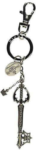 Kingdom Hearts Oblivion Pewter Key Ring