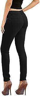 Hybrid & Co. Women's Butt Lift Super Comfy Stretch Denim...